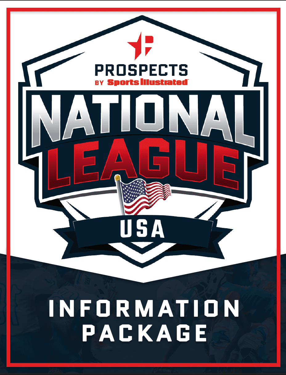 National League package front cover